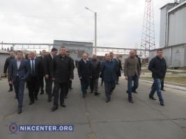 В Николаеве парламентский комитет по вопросам транспорта рассмотрел состояние морского и речного транспорта