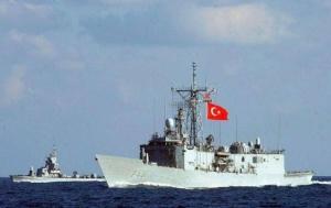 В Турции после попытки переворота пропали 14 военных кораблей