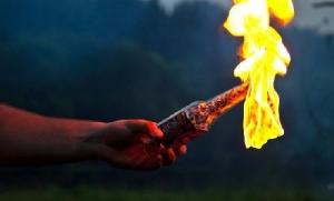 В Одесской области неизвестные пытались сжечь сельсовет