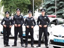 За два дня поступило более 200 заявлений на службу в патрульной полиции Николаева