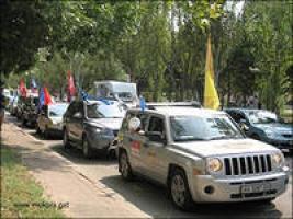 В воскресенье в Николаеве пройдет автопробег, посвященный Дню памяти жертв ДТП