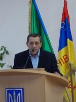 Председателем Жовтневого райсовета стал депутат от «БПП»