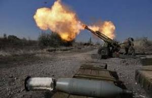 Боевики обстреляли позиции сил АТО в Красногоровке из минометов и зениток