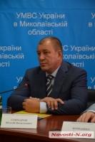 В Николаеве новый начальник УМВД - Виталий Гончаров