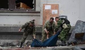 За минувшие сутки в результате боевых действий в Луганске ранены 68 мирных жителей