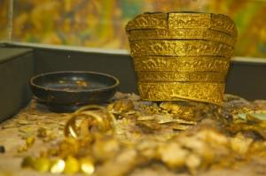 Минюст с помощью юристов планирует вернуть Украине скифское золото