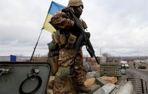 Украинские военные отбили атаку возле Санжаровки: после полуторачасового боя боевики отступили, понеся потери