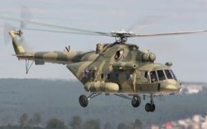 Российский военный вертолет нарушил воздушное пространство Украины в Херсонской области