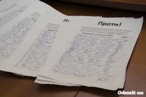 Предприниматели из Одессы собрали тысячи подписей против введения кассовых аппаратов