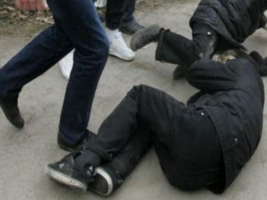 В Одессе зверски избили милиционера