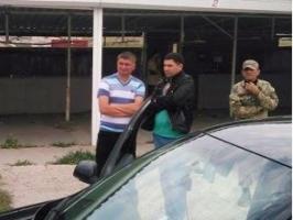 В херсонском Правом секторе утверждают, что на границе с Крымом задержали провокаторов