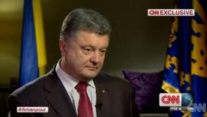 Если Российские войска не покинут Украину - будет настоящая война - Порошенко