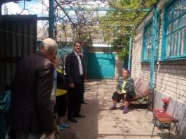 Пожилого херсонца выгоняют из его жилья арендаторы - депутат