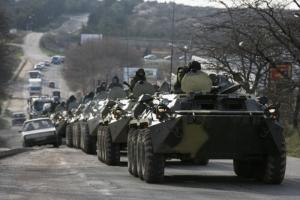 На одесских улицах появится военная техника