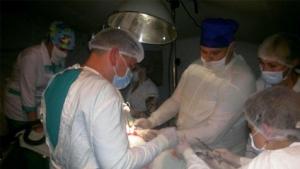 Одесские медики спасли более полторы тысячи человек в АТО