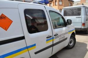 В Николаеве возле жилого дома сработала мина-растяжка
