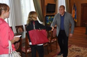 Николаевские правоохранители провели рабочую встречу с ОБСЕ по вопросам безопасности в регионе