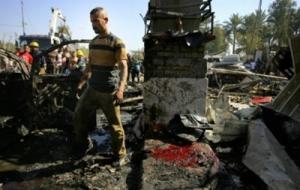 Теракт в иракском городе - погибло более 50 человек