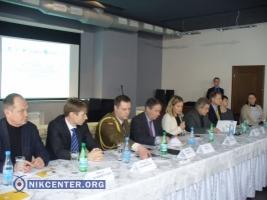 В Николаеве европейские дипломаты обсуждали усиление безопасности Украины