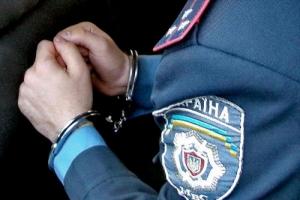 Одесских милиционеров-взяточников задерживали со стрельбой