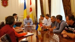 Внешним видом Одессы займется Совет по дизайну