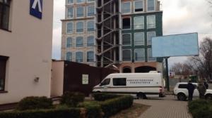 В Киеве ищут взрывчатку в помещении телеканала 112