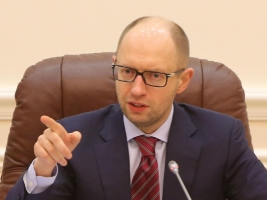 Яценюк пригрозил Раде роспуском