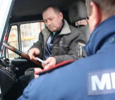 В Одесской области водители фур сами дают деньги работникам ГАИ – эксперимент