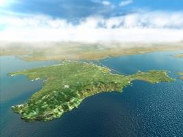 Украина прекращает торговлю с аннексированным Крымом