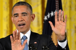 Обама ветирует поставки американского оружия в Украину
