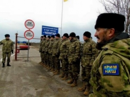 Известный херсонский сепаратист Журавко распространил информацию о первых потерях в подразделении «Аскер»