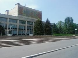 Здание Николаевского областного дворца культуры отремонтируют почти за 9 млн гривен