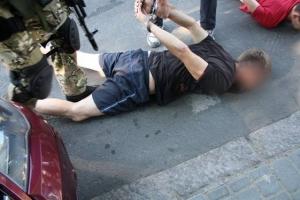СБУ задержала террористов бежавших из зоны АТО
