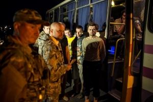 Центр освобождения опубликовал на своей странице в Facebook список пленных, предоставленный сепаратистами