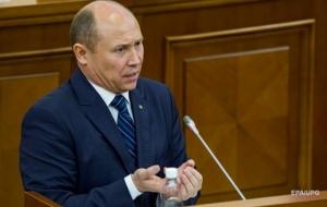 Правительство Молдовы отправлено в отставку