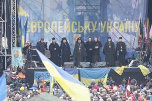 Один день из жизни Майдана. Фоторепортаж