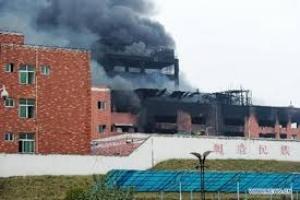 На Харьковском бронетанковом заводе произошел теракт