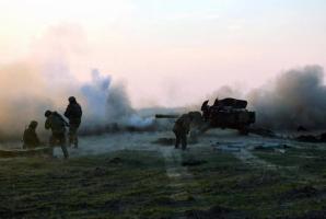 На Широколановском полигоне прошли масштабные военные учения