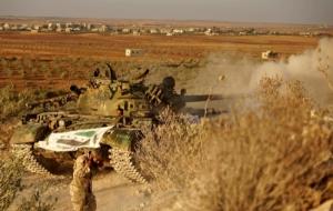 Армия Асада отбила у повстанцев ключевой город