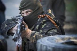 Боевики обстреляли украинских пограничников возле пункта пропуска