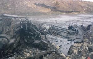 Поисковая группа обнаружила останки шести военных под Иловайском