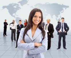 В Херсонской области из женщин-переселцев и безработных будут делать бизнес-леди