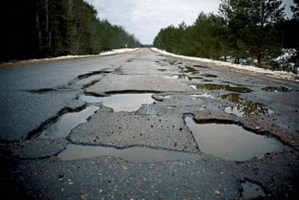 В четырех областях Украины будет проводится ремонт дорог за счет таможенных платежей