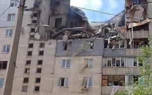 Николаевский домостроительный комбинат отстроит дом на Лазурной, 40 после взрыва за 5 млн. гривен