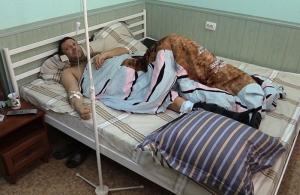 Ранен главарь «ДНР» Захарченко