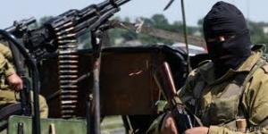 Террористы взяли населенный пункт Тельманово в Донецкой области, сделав невозможным подъезд к нескольким частям вооруженных сил Украины