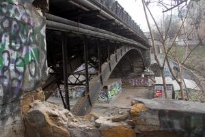 Мэрия потратит на ремонт моста в центре Одессы на 18 млн. грн. больше, чем планировалось