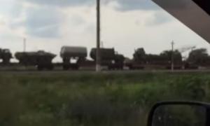 РФ продолжает стягивать войска вдоль границы с Украиной