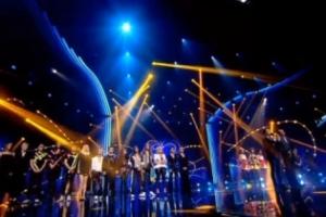 Определены победители первого полуфинала конкурса Евровидение-2016