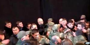 В Харькове на общественных слушаниях по декоммунизации произошла драка